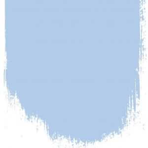CLEAR SKY NO 49 PERFECT EGGSHELL PAINT