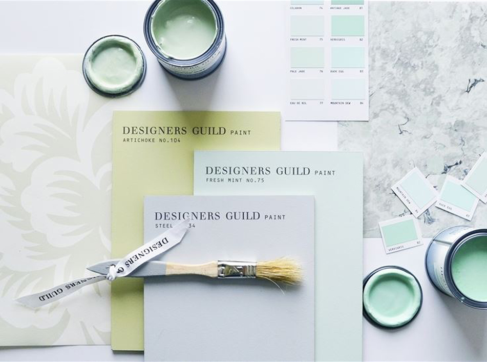 The Aquas Perfect Matt Emulsion Designers Guild