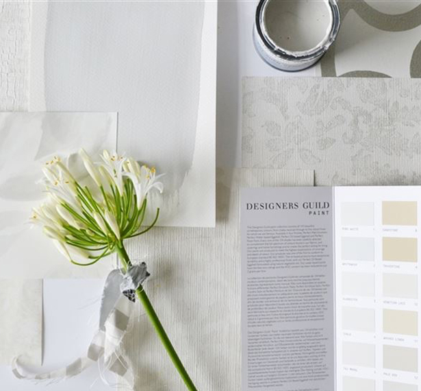 Designers Guild Paint Perfect Matt Emulsion The Whites