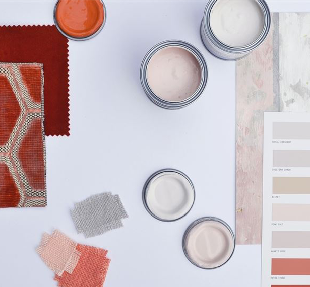 Designers Guild Paint Perfect Matt Emulsion The Pink and Reds